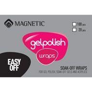 Gelpolish wraps 100pcs