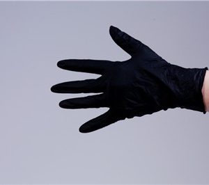 Nitril Gloves Black