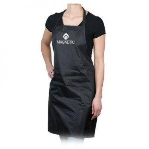 Apron Black Improved