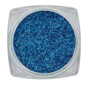 Chrome Sparkle Blue