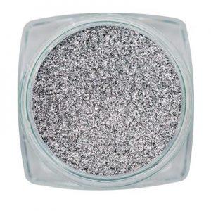 Chrome Sparkle Silver