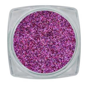 Chrome Sparkle Rose