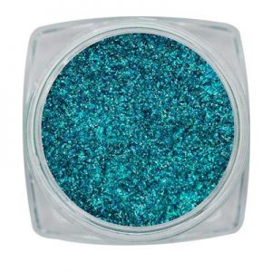 Chrome Sparkle Light Blue