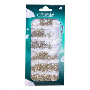 Awesome Crystals by Magnetic Ice 6 sizes  288pcs